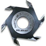 Фреза пазовая BELMASH 125×32×4мм