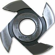 Фреза радиусная для фрезерования галтелей BELMASH 125х32х8,3мм