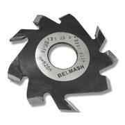 Фреза пазовая с подрезающими зубьями BELMASH 125х32х5мм