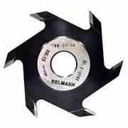 Фреза пазовая BELMASH 160×32×14мм