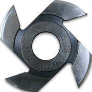 Фреза радиусная для фрезерования полуштапов BELMASH 125х32х7мм (правая)