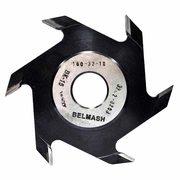 Фреза пазовая BELMASH 160×32×18мм