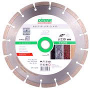 Диск алмазный DISTAR BESTSELLER 1A1RSS/C3-H STONE 230 мм/22,23 мм