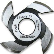 Фреза радиусная для фрезерования полуштапов BELMASH 125х32х8мм (правая)