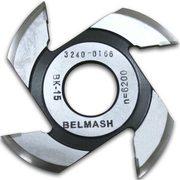 Фреза радиусная для фрезерования полуштапов BELMASH 125х32х9мм (правая)