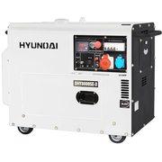 Генератор дизельный HYUNDAI DHY8000SE-3