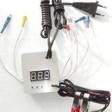 Терморегулятор цифровой автомат 220В/12В с гигрометром №13