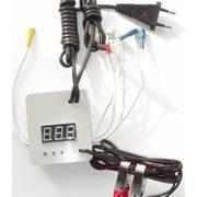 Терморегулятор цифровой автомат 220В/12В №11,артикул L4812