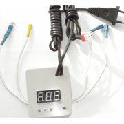 Терморегулятор цифровой автомат 220В с гигрометром №8