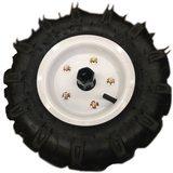 Резиновые колеса диаметром 3.5-6