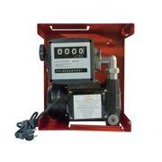 Насос для перекачки дизельного топлива Vodotok НДТ-80л/220В-К-Ч со счетчиком