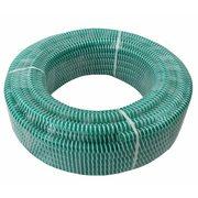 Шланг ПВХ 800L38 напорно-всасывающий со спиралью 38мм (30м)