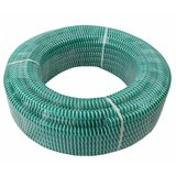 Шланг ПВХ 800L45 напорно-всасывающий со спиралью 45мм (30м)