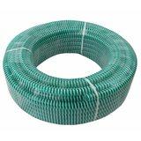 Шланг ПВХ 800L19 напорно-всасывающий со спиралью 19мм (30м)