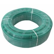 Шланг ПВХ 800L100 напорно-всасывающий со спиралью 100мм (30м)
