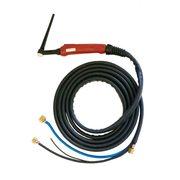 Горелка TIG 20 250A (100%), M12x1, газ 1/4G, вода 3/8G, 4m-с упр. разъёмами 2-3-5pin