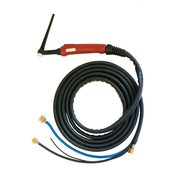 Горелка TIG 20 250A (100%), M12x1, газ 1/4G, вода 3/8G, 8m-с упр. разъёмами 2-3-5pin