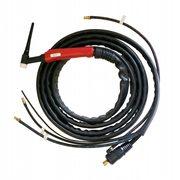 Горелка TIG 18 320A (100%), Trak-50MMQ, газ-б/р, вода б/р, с упр. разъёмами 2-3-5pin, 4m